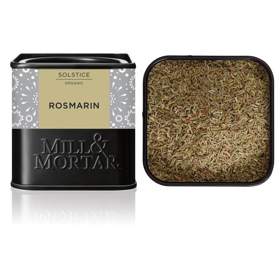 MM Rosmarin, skuren, eko DK-ÖKO-100, 30 g