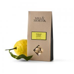 Mandlar - Citron - Havssalt DK-ÖKO-100, 100 g
