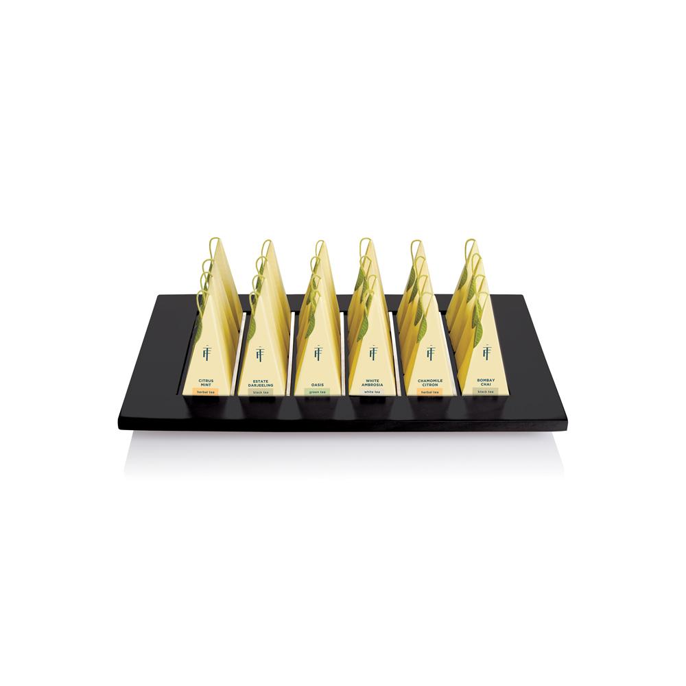 Presentation Tray pyramid Black