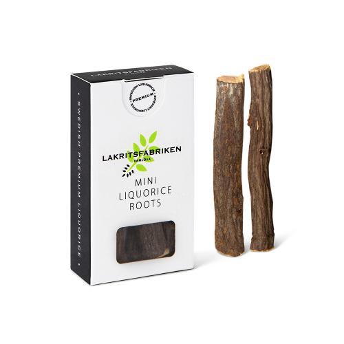 Mini Liquorice Roots (ekologisk IT-BIO-006), 15g