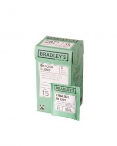 Bradley's English Blend (eko NL-BIO-01), 100st