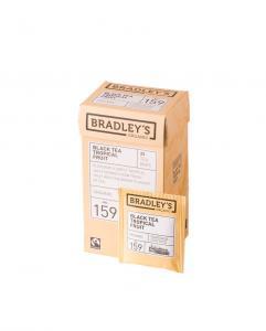 Bradley's black tea tropical fruit (eko NL-BIO-...
