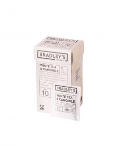 Bradley's white tea Camomille (eko NL-BIO-01), ...