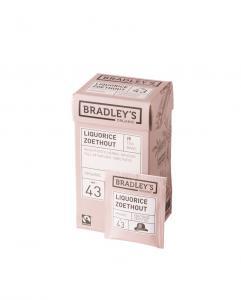 Bradley's Liquorice Tea (eko NL-BIO-01), 100st