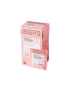 Bradley's Pomegranate (eko NL-BIO-01), 100st