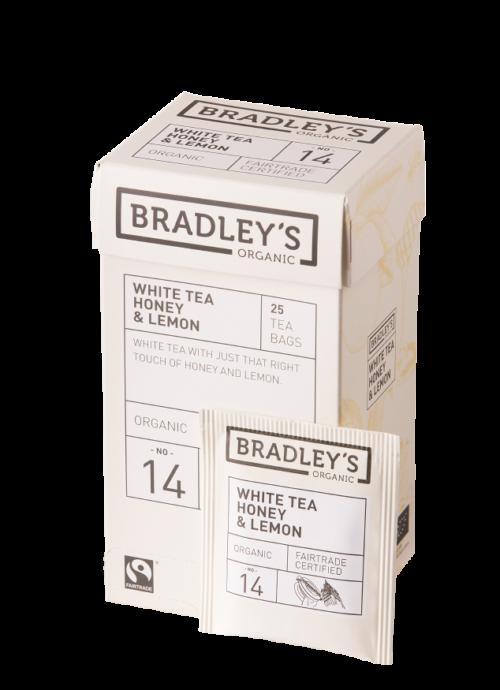 Bradley's Honey Lemon (eko NL-BIO-01), 100st
