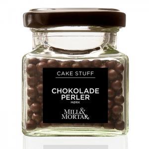Chokladpärlor mörk 45 gr