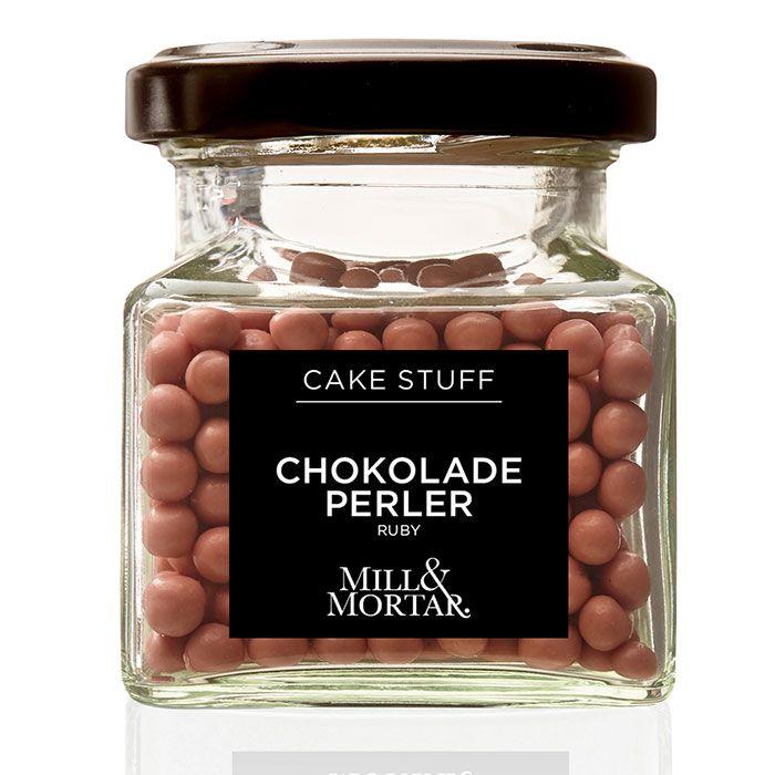 Chokladpärlor ruby, 45g