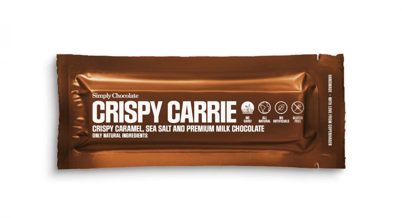 Crispy Carrie - Bar 40 g
