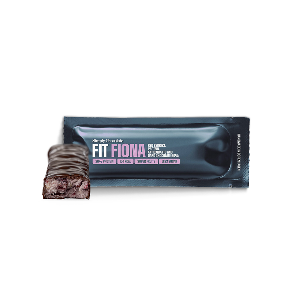 FIT FIONA - Protein bar 40 g