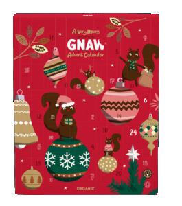 GNAW Organic Advent Calendar
