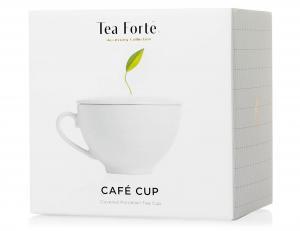 Café cup presentask