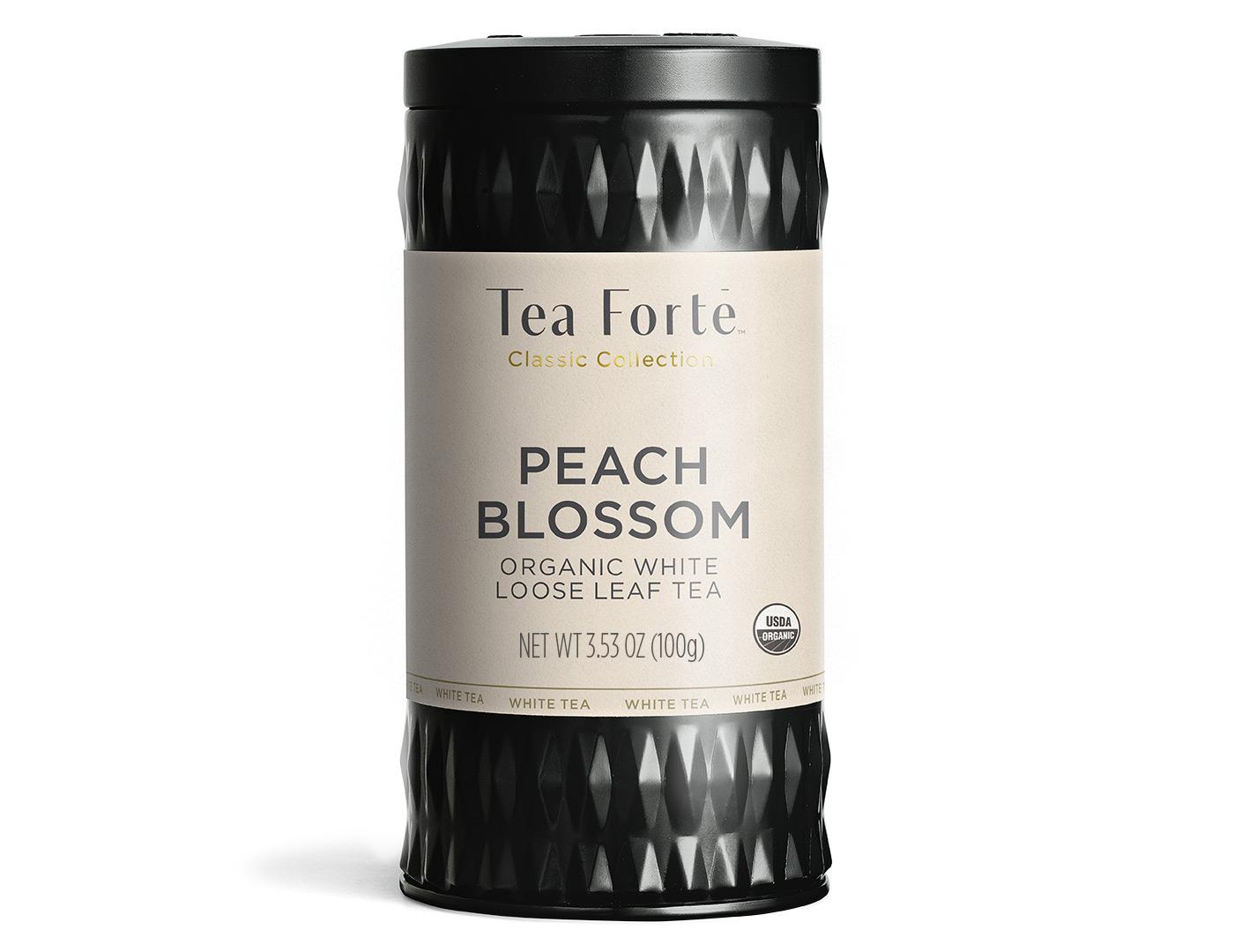 Loose Tea Peach Blossom