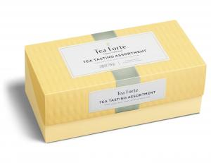 Presentation Box Tea Tasting Assortment
