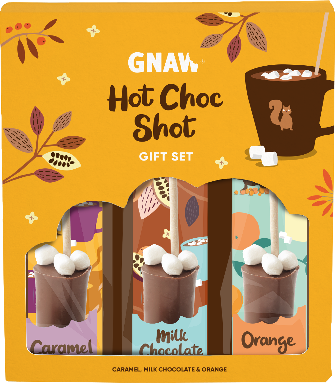 Hot Choc Shot - mixed giftset