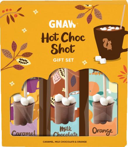 Hot Choc Shot - mixed giftset