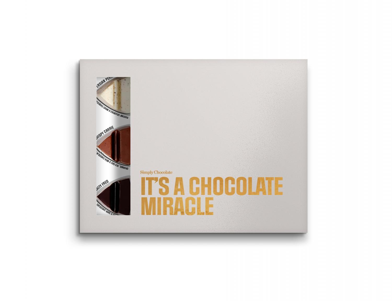 BOX 12 - Its a Chocolate Miracle 120 g