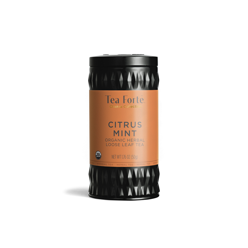 Loose Tea Citrus Mint örtte (eko SE-EKO-04)