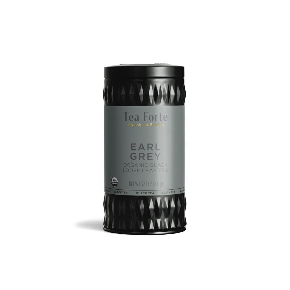 Loose Tea Earl Grey svart te (eko SE-EKO-04)