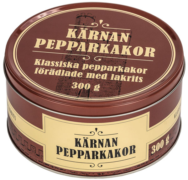 Kärnan Pepparkakor, 300 gram