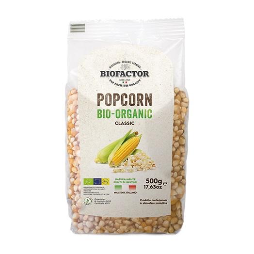 Popping Corn (ekologisk IT-BIO-005), 500g