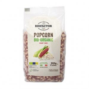 Red Popping Corn (ekologisk IT-BIO-005), 500g
