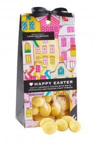 Happy Easter - Liquorice, White chocolate & passion, 125 g