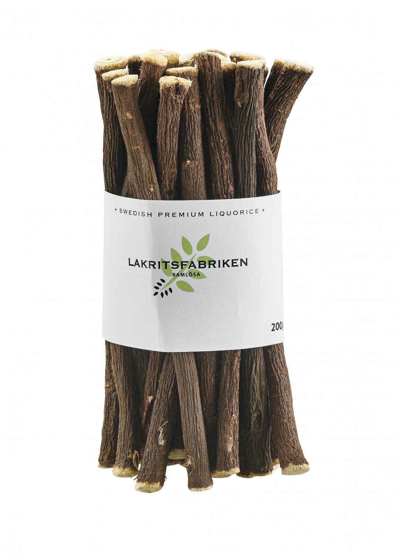 Organic Liquorice Roots, 200g (ca 25st)