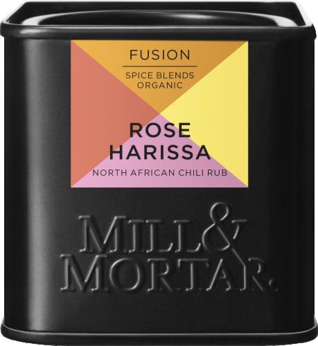 MM Rose Harissa, eko DK-ÖKO-100, 50 g