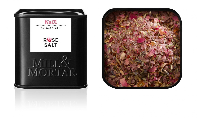 MM Rose Salt, eko DK-ÖKO-100, 70 g