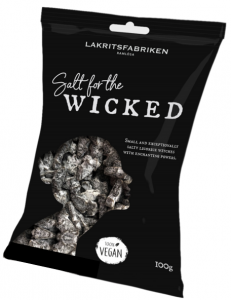 Salt for the wicked, 100g