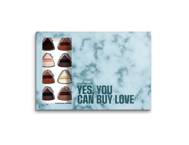 Simply Standard Box - Yes You Can Buy Love 240 g