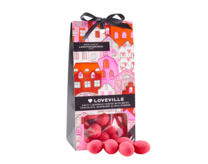 Loveville - Liquorice, White chocolate, raspber...