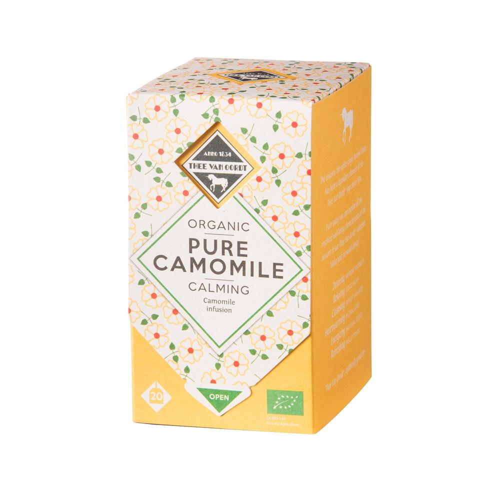 Thee van Oordt Pure Camomile (eko, NL-BIO-01)