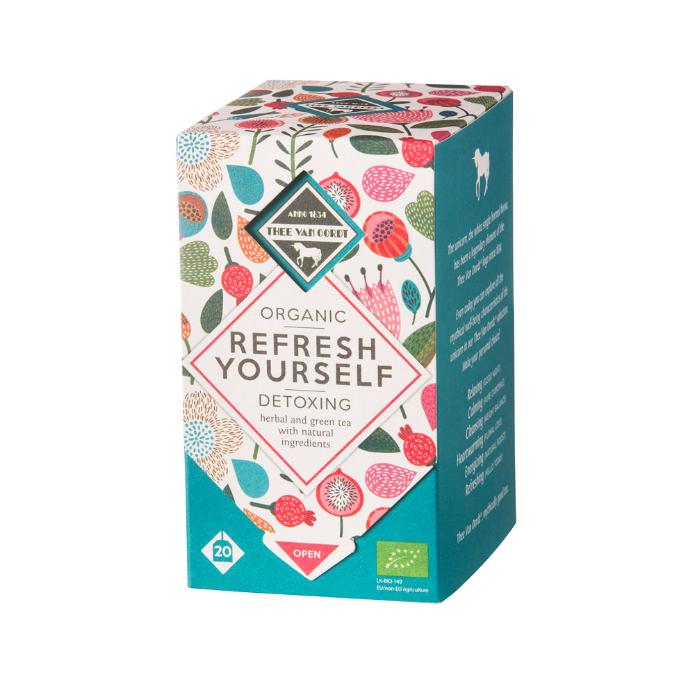 Thee van Oordt Refresh Yourself (eko, NL-BIO-01)
