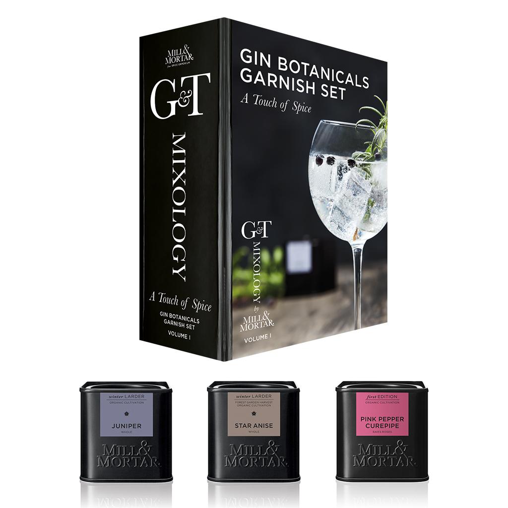 A Touch of Spice-G&T Garnish, eko DK-ÖKO-100, Vol 1