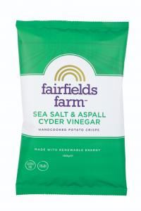 Fairfields Sea Salt & Cyder Vinegar 150g
