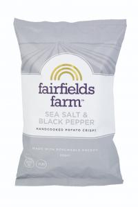 Fairfields Salt & Black Pepper 150g