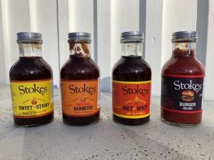 Stokes BBQ Collection
