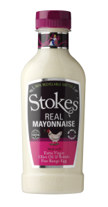 Real Mayonnaise Squeezy 420ml