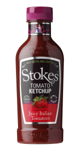 Real Tomato Ketchup Squeezy 485g