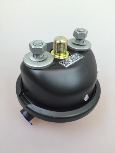 Locking cylinder - steering axel