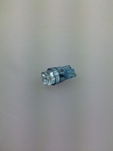 LED-lampa blå