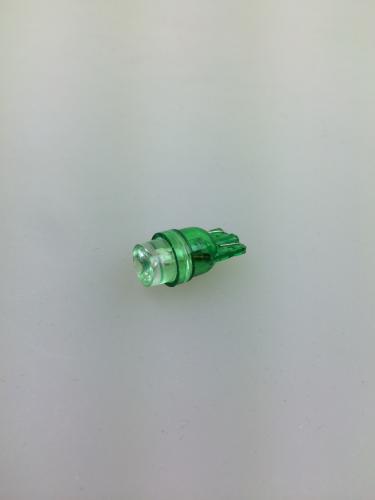 LED-lampa grön