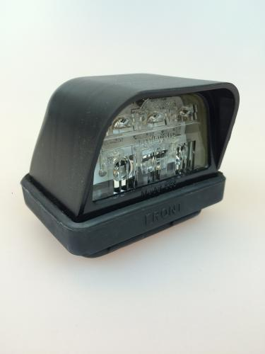 Nummerskyltlampa LED model833