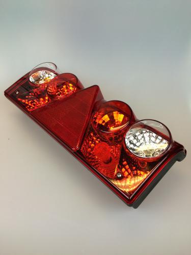 Baklampa V. Europoint 2 m. LED