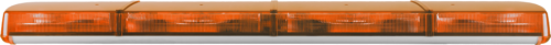 Blixtljusramp LED 144 cm orange
