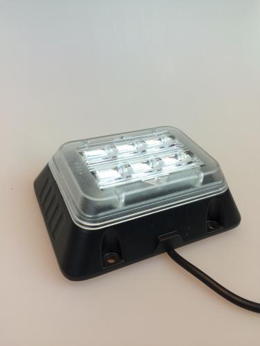 Blixtljus LED