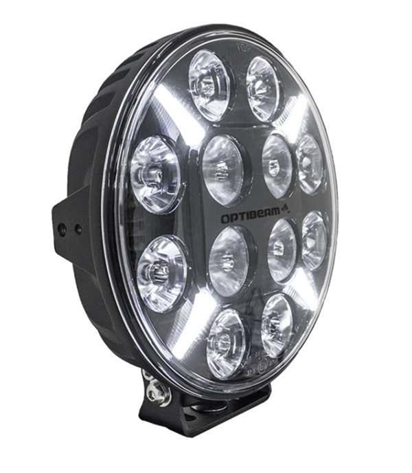 OPTIBEAM PILOT 9'' 220MM LED EXTRALJUS