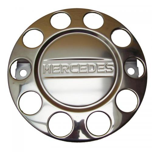 "Mutter ring 22,5"" ""MERCEDES"" logo"